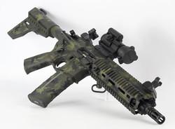 HK MR556 Cerakoted by GA Firing Line