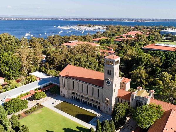 university-western-australia-uwa-aerial-