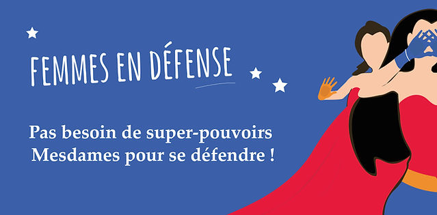 femmes en défense