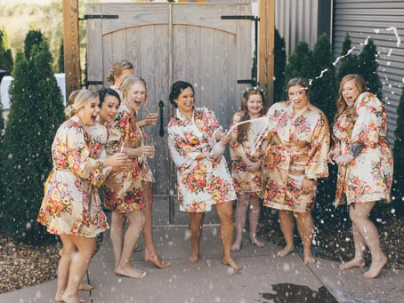 How to be the best Maid of Honor ever: