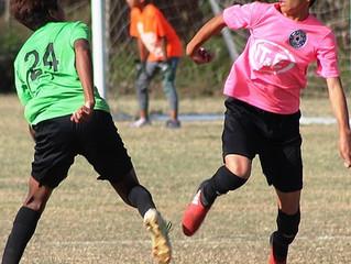 MP United extends win streak in U15 youth league