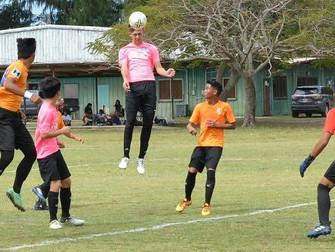 MP United, Matansa FC still strong in U18 youth league