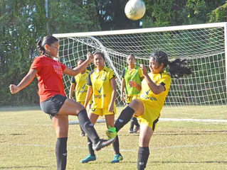Kanoa still unbeaten in girls U16