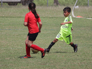 AFC Grassroots Football Day a hit