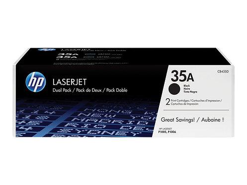 HP 35A - Svart - original - LaserJet - tonerkassett (CB435A) - för LaserJet 1005