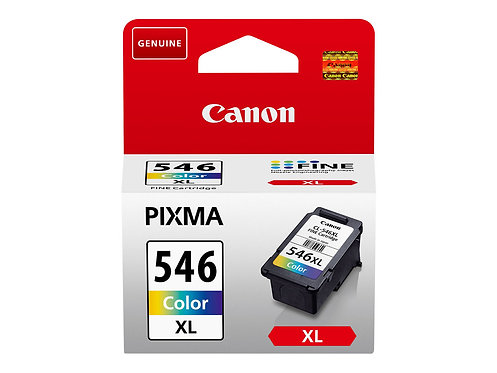 CANON CL-546XL ink cartridge color high capacity 13ml 300 pages 1-pack
