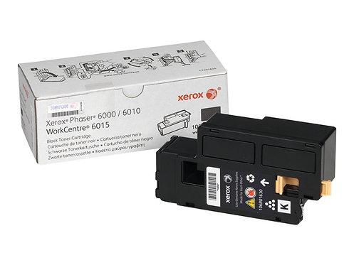 Xerox Phaser 6010 - svart - original - tonerkassett