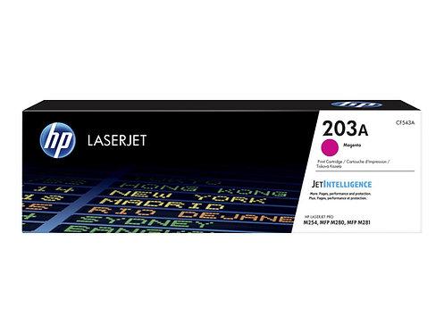 HP 203A - Magenta - original - LaserJet - tonerkassett (CF543A) - för Color Las