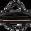 """Thumbnail: DELTACO Laptop väska, upp till 15,6"""", polyester, svart"""