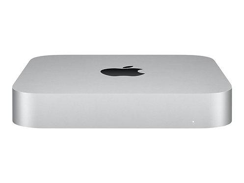 Apple Mac mini - M1 - RAM 8 GB - SSD 256 GB - M1 8-core GPU - GigE - WLAN: Bluet