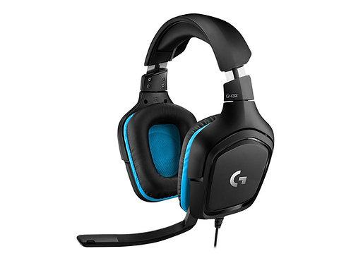 Logitech Gaming Headset G432 - Headset - 7.1-kanals