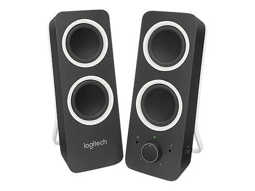 Logitech Z200 - högtalare