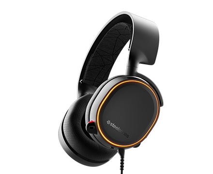 SteelSeries Arctis 5 (2019 Edition) Headset /Black