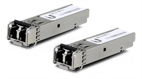 Ubiquiti U Fiber Multi-Mode - SFP-sändar/mottagarmodul (mini-GBIC) - GigE (paket