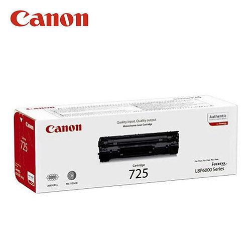 Canon CRG-725 - Svart - original - tonerkassett - för i-SENSYS LBP6000, LBP6000B