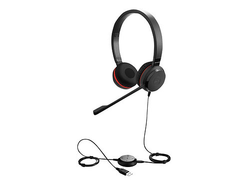 Jabra Evolve 30 II MS Stereo HeadSet