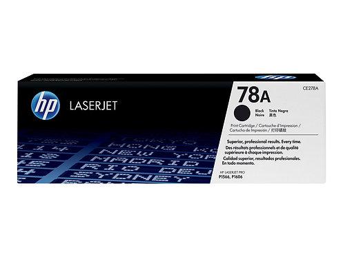 HP Toner CE278A black HV LaserJet Pro P1560 P1600 M1536dnf MFP