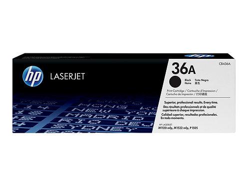 HP 36A - Svart - original - LaserJet - tonerkassett (CB436A) - för LaserJet M112