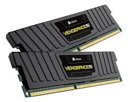 Corsair Vengenace LP 16GB (2-KIT) DDR3 1600MHz CL10 Black
