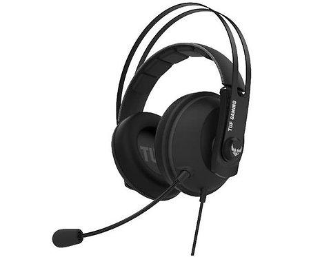 ASUS TUF H7 7.1 Virtual Surround Gaming Headset for PC, MAC, PS4 - Gun Metal