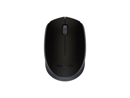 Logitech M171 Black Wireless mouse, Optical