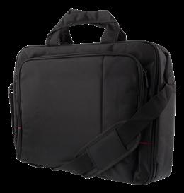"""DELTACO Laptop väska, upp till 15,6"""", polyester, svart"""