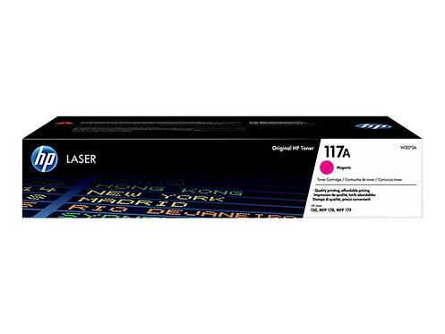 HP 117A - Magenta - original - tonerkassett (W2073A) - för Color Laser 150a, 150