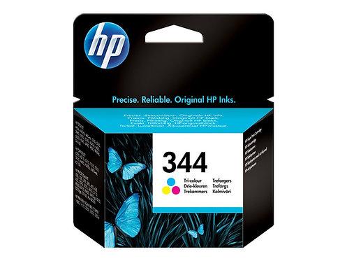 HP 344 - 14 ml - färg (cyan, magenta, gul) - original - bläckpatron - för Office