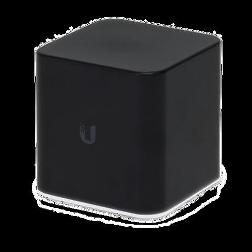 Ubiquiti airCube AC Access Point, Dual-Band, PoE in/ut, bred antenn, svart