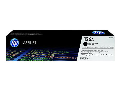 HP Toner 126A black HV CLJ Pro CP1025 1025nw