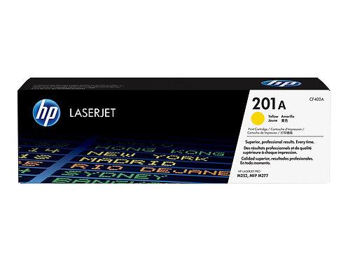 HP 201A - Gul - original - LaserJet - tonerkassett (CF402A) - för Color LaserJet