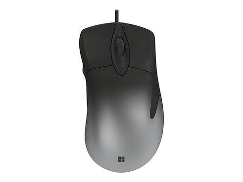 Microsoft Pro IntelliMouse 16000dpi Mus Kabelansluten Svart