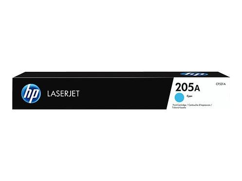 HP 205A - Cyan - original - LaserJet - tonerkassett (CF531A) - för Color LaserJe