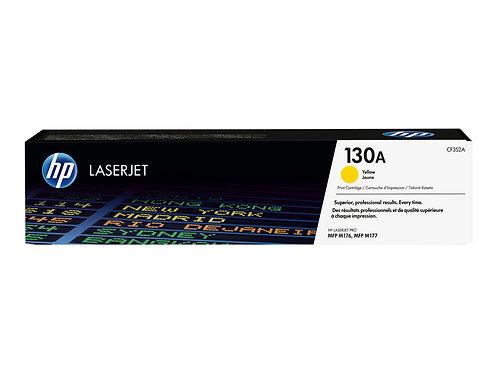 HP 130A Yellow Toner (CF352A) LJ Pro MFP M176n 177fw 1000 pages