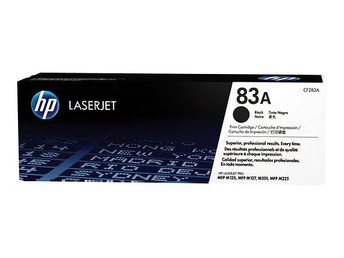 HP 83A Black Toner (CF283A) LJ Pro MFP M127 M125 1500 pages