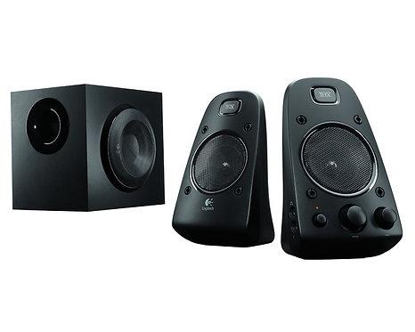 LOGITECH Z623 2.1 Speaker System black THX