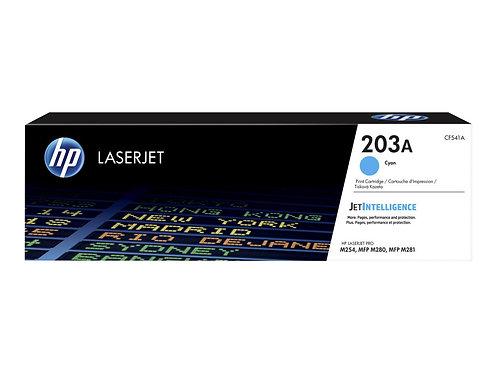 HP 203A - Cyan - original - LaserJet - tonerkassett (CF541A) - för Color LaserJe