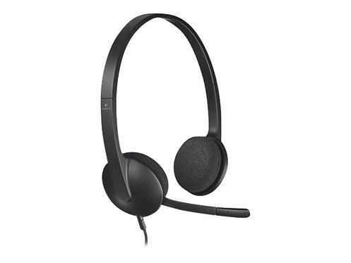 Logitech USB Headset H340 - Headset