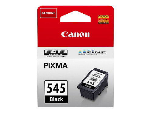 CANON PG-545 Black Ink Cartridge 180 pages