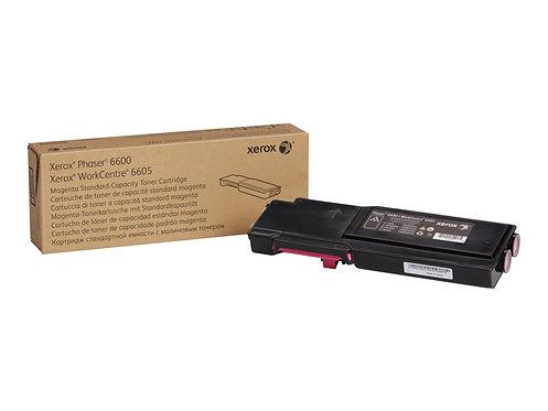Phaser 6600/WorkCentre 6605 Standard Magenta