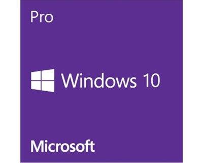 Microsoft® Windows 10 Pro Swedish 64-bit, Single OEM, DVD