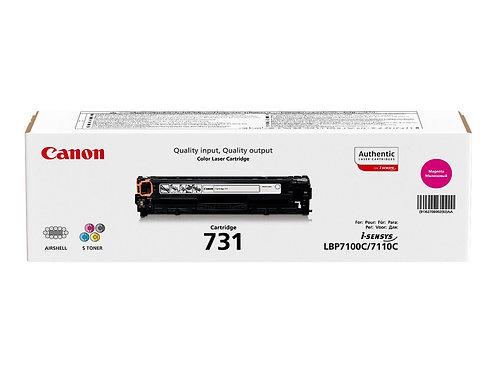Canon 731 M - Magenta - original - tonerkassett - för i-SENSYS LBP7100Cn, LBP711