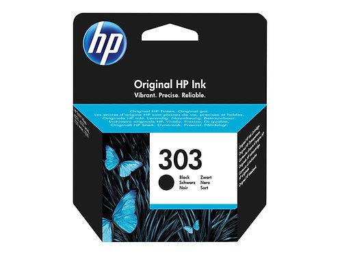 HP 303 - 4 ml - svart - original - bläckpatron - för Envy Photo 62XX, Photo 71XX