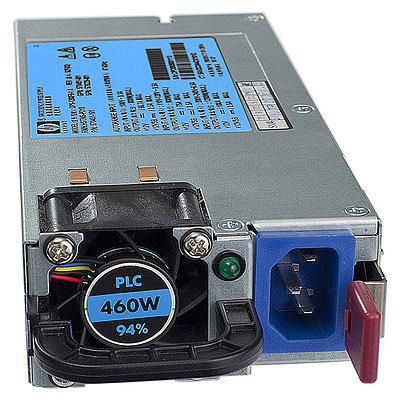 Hewlett Packard Enterprise 460W HE Hot Plug AC Power Supply Kit
