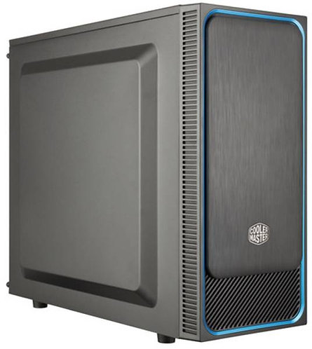 Cooler Master MasterBox E500L - Tower - ATX -Black