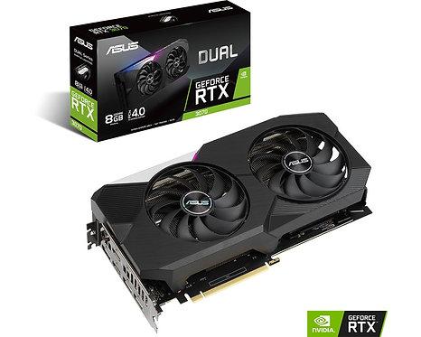 ASUS GeForce RTX 3070 8GB GDDR6 DUAL