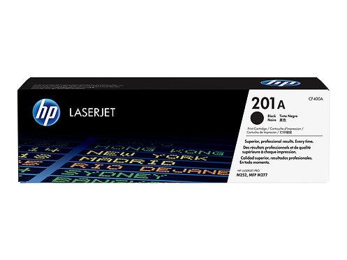 HP 201A - Svart - original - LaserJet - tonerkassett (CF400A) - för Color LaserJ