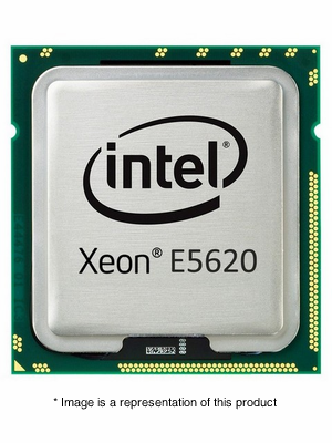 Intel Xeon E5620 2.40GHz 12MB Cache 4-Core Processor for HP
