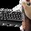 Thumbnail: DELTACO GAMING Tryckluft på burk, 600ml, flexiblet munstycke, svart