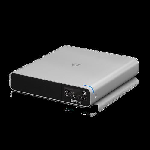Ubiquiti Cloud Key Controller Gen2 plus, 1TB HDD, PoE, QC 2.0 USB-C, silver